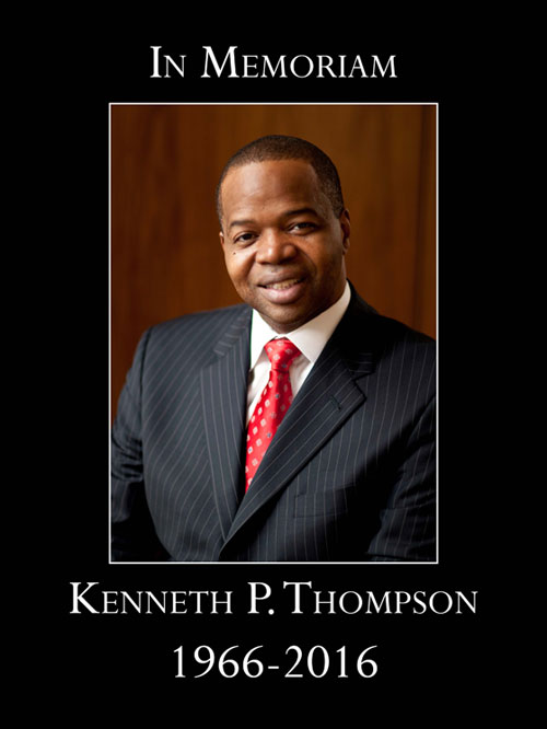 In Memoriam - Ken Thompson