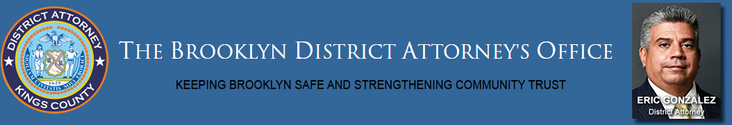 The Brooklyn District Attorney's Office – KEEPING BROOKLYN
